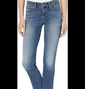 LUCKY BRAND SWEET 'N CROP JEANS